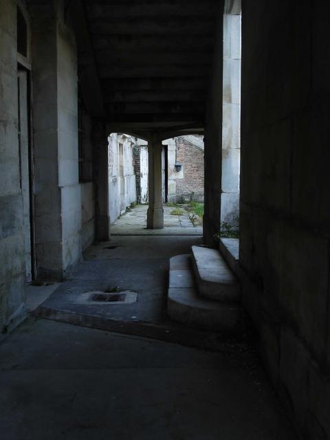 Chapel path