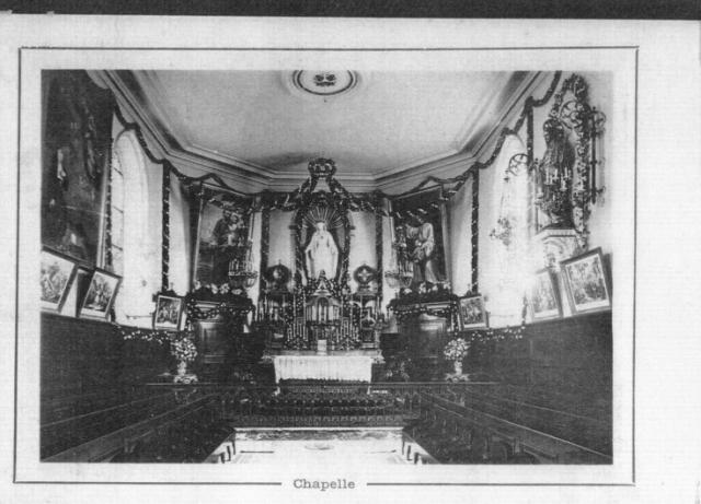 Old Convent Chapel